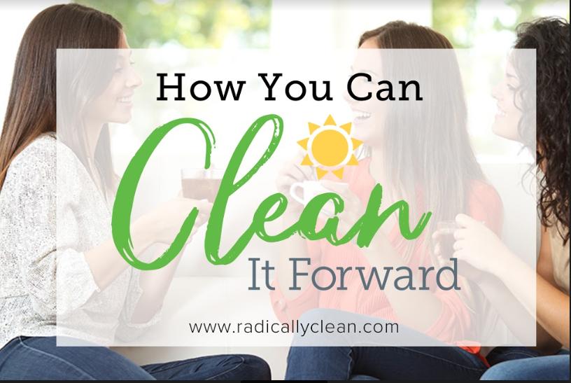 clean it forward blog