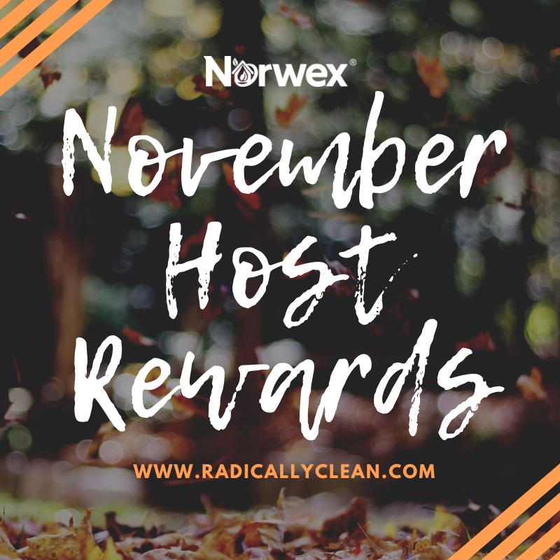 november host rewards